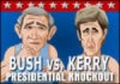 Bush vs Kerry MySpace Game