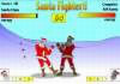 Santa Fighter MySpace Game