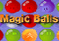 Magic Balls MySpace Game