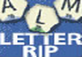 Letter Rip MySpace Game