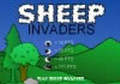 Sheep Invaders MySpace Game