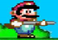 Mario Rampage MySpace Game
