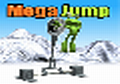 Mega Jump MySpace Game