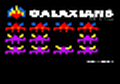 Galaxians MySpace Game