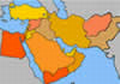 Geography Game - Middle East MySpace Game